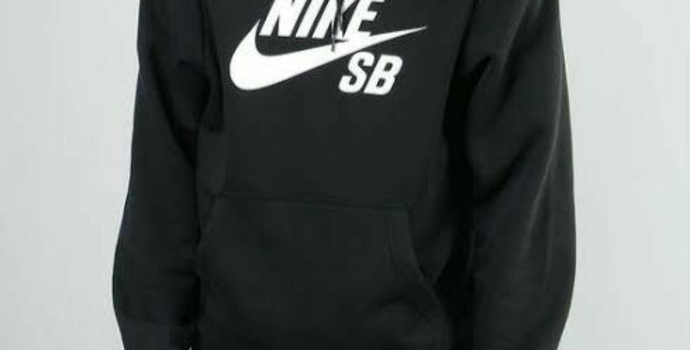 Moletom Nike SB Icon Hoodie - Black