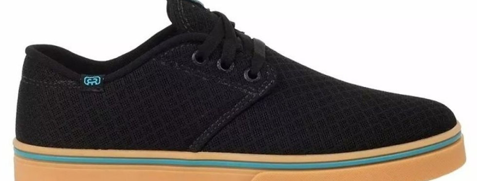 Tênis Hocks Del Mar Originals - Black Mesh