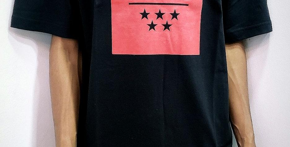 Camiseta DGK New All Star Tee - Black