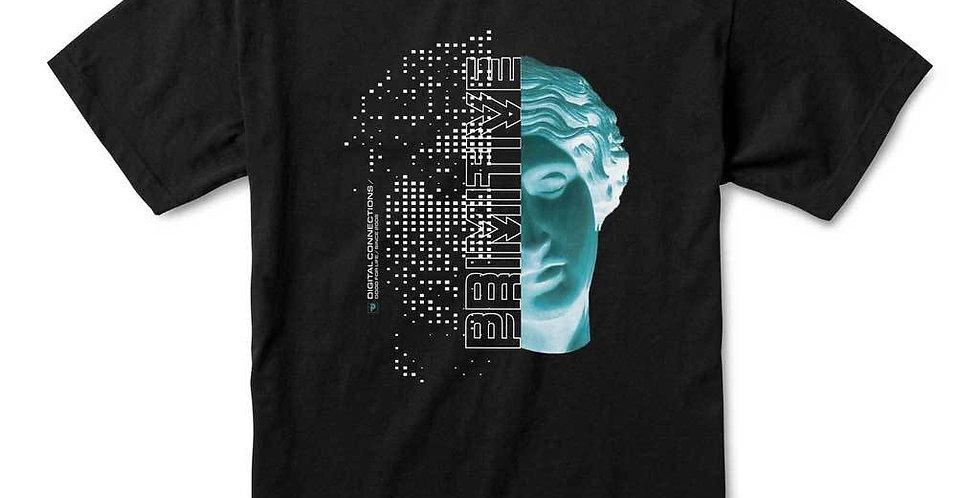 Camiseta Primitive Gênesis Tee - Black