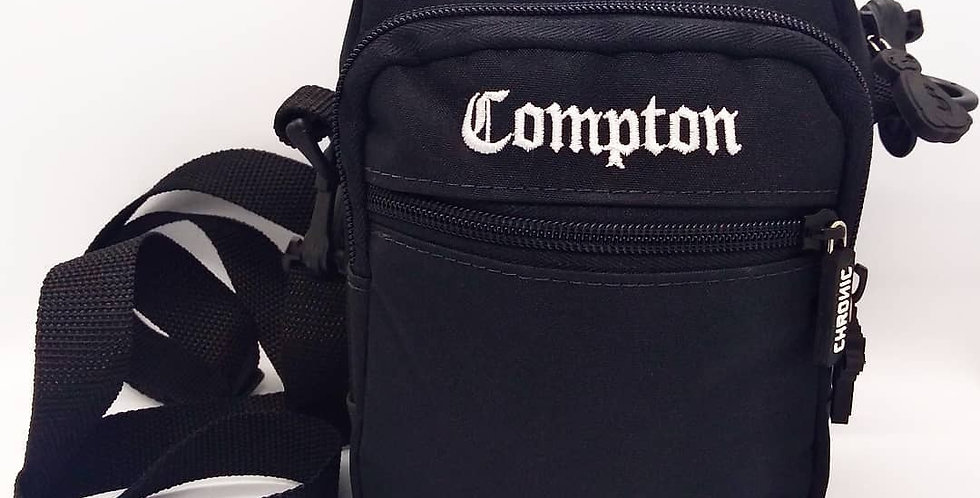 Shoulder Bag Chronic Compton - Black