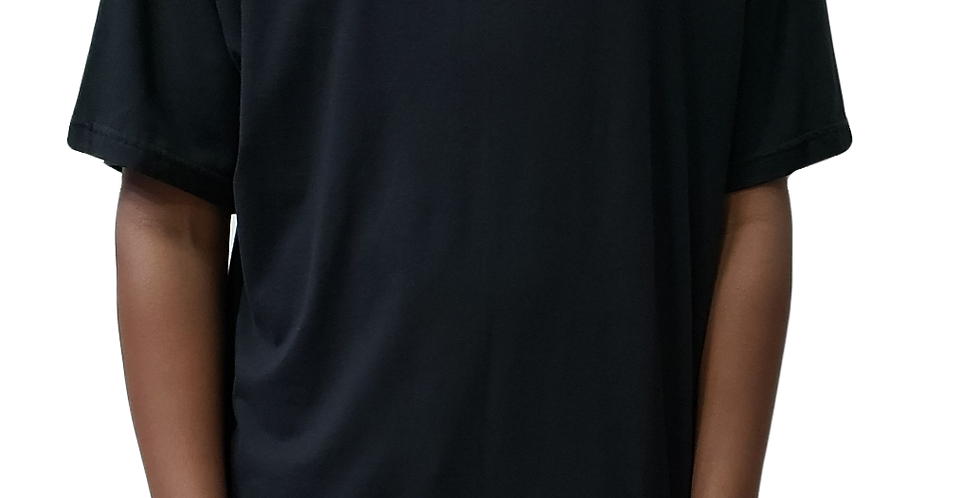 Camiseta Thrasher Mag Logo - Black