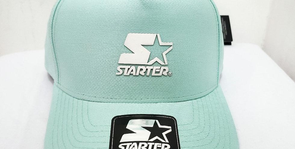 Boné Starter Logo A.C. Snapback - Aqua
