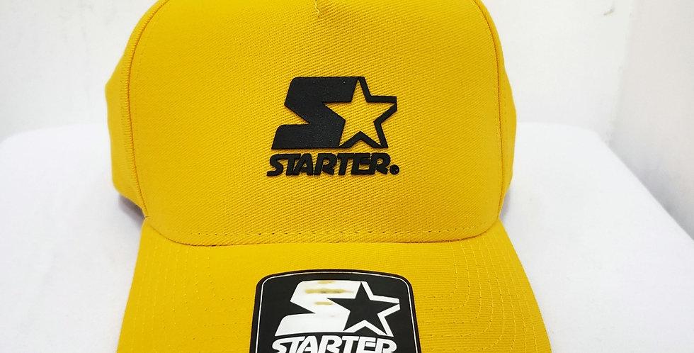 Boné Starter Logo A.C. Snapback - Yellow