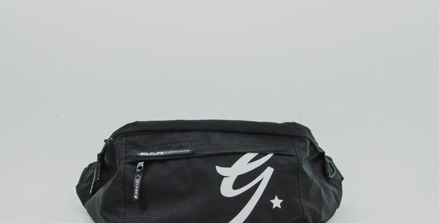 Waist Bag Gold Life GL - Black