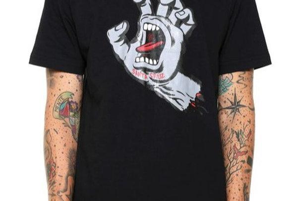 Camiseta Santa Cruz Screaming Hand