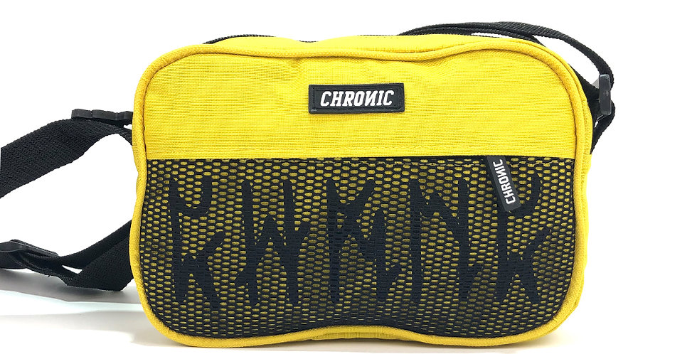 Shoulder Bag CHRONIC Transversal - Yellow
