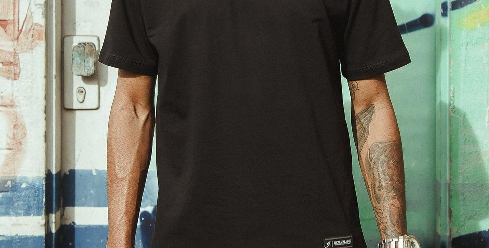 Camiseta Gold Life 2119 Colors - Black