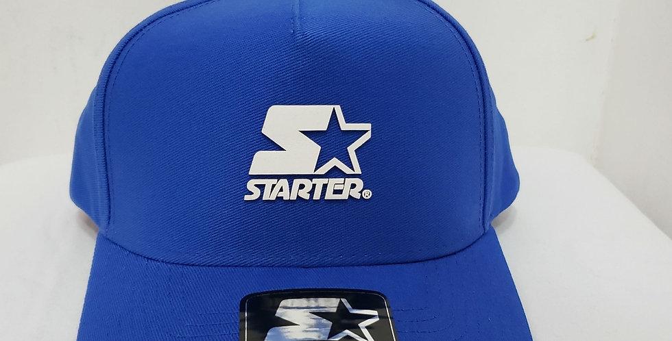 Boné Starter Logo A.C. Snapback - Blue