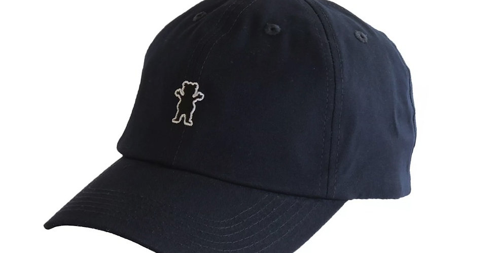 Boné Grizzly OG Bear Dad Hat Strapback - Navy