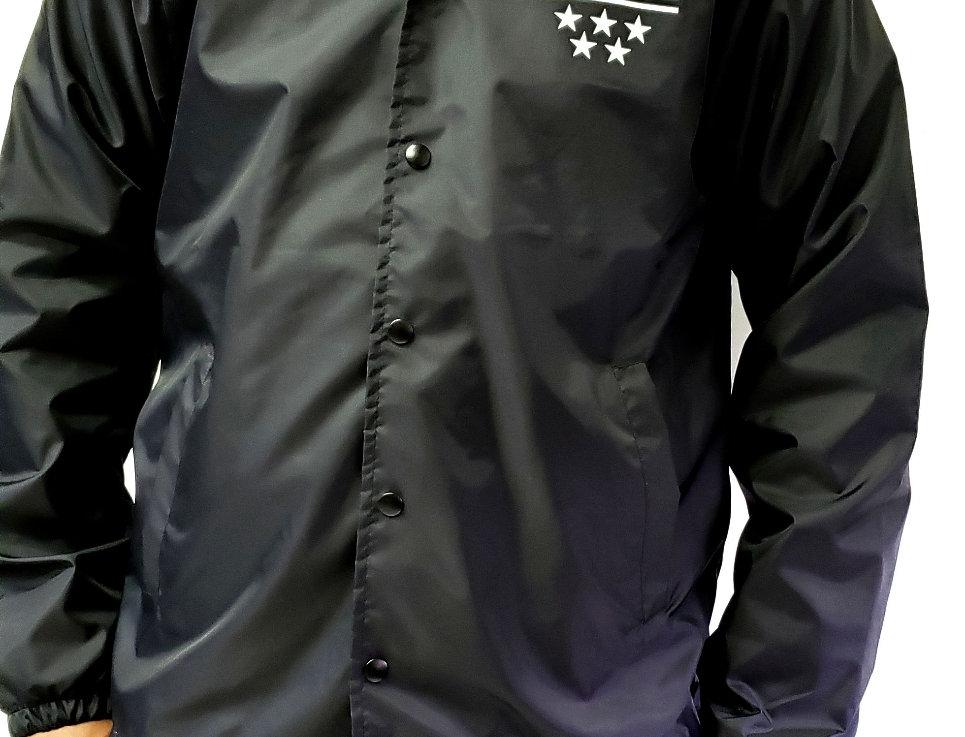 Corta Vento DGK All Star Jacket - Black