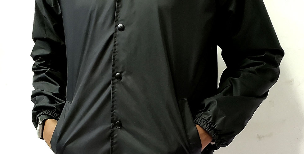 Corta Vento Grizzly Everest Jacket - Black