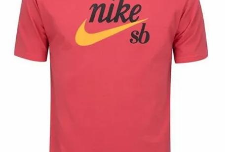 Camiseta Nike SB HBR Tee - Red