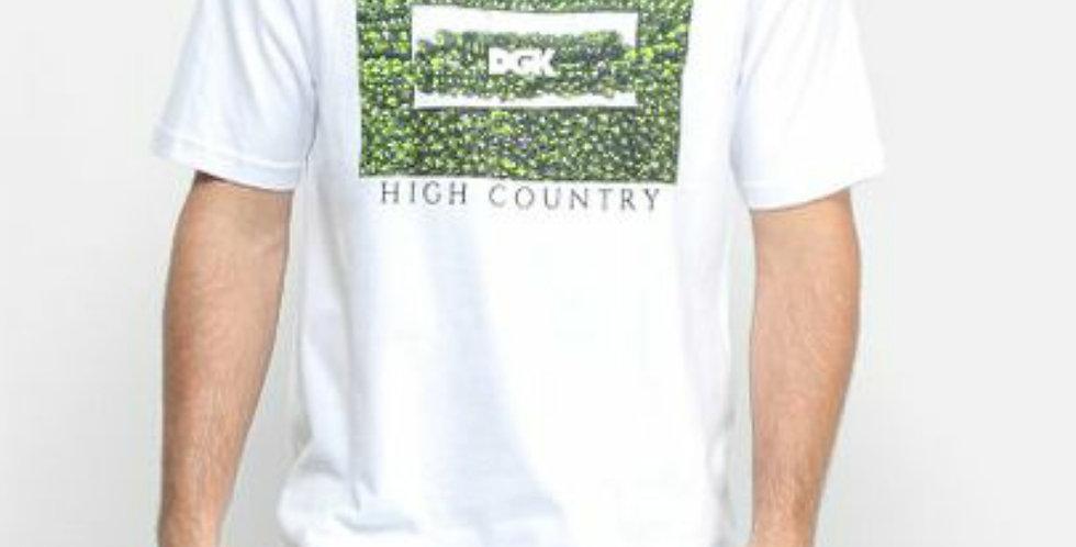 Camiseta DGK High Country - White