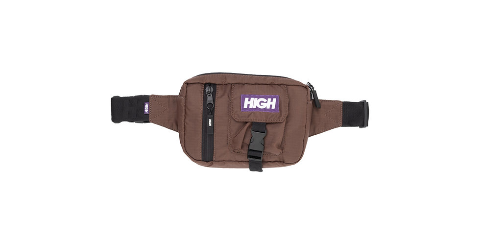 Pochete HIGH Waist Bag - Brown