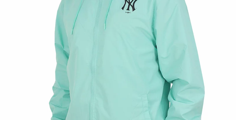 Corta Vento New Era Basic MLB New York Yankees - Tiffany