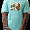 Thumbnail: Camiseta Diamond Tiger Wave Ter - Blue Diamond
