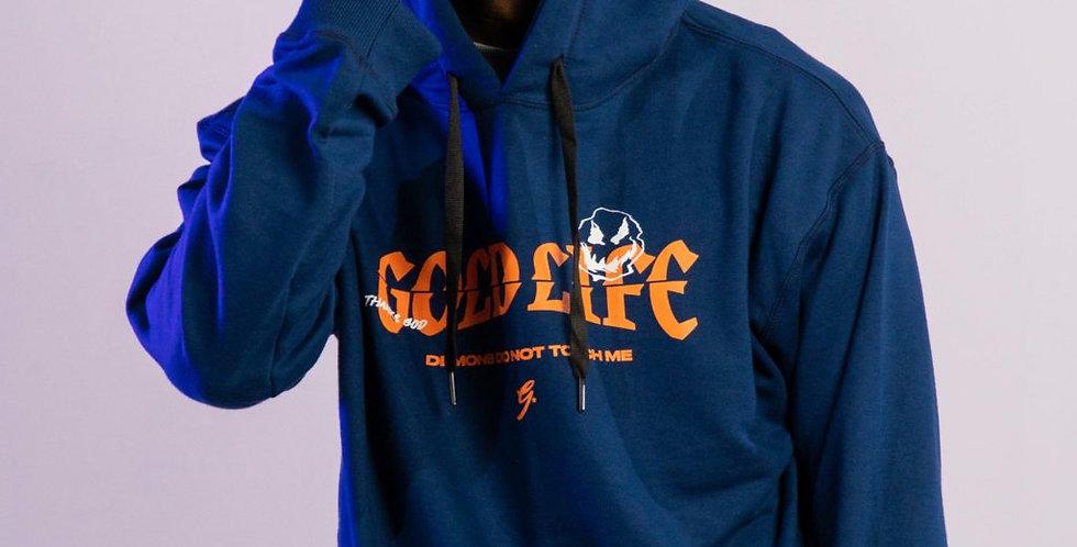 Moletom Gold Life DDNTM Hoodie - Blue