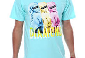 Camiseta Diamond For Everyone Tee - Diamond Blue