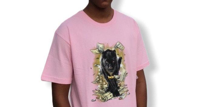 Camiseta DGK Prowl Tee - Pink