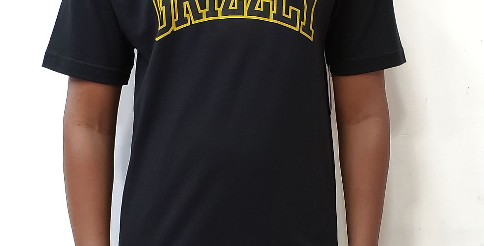 Camiseta Grizzly UNIVERSITY - Black