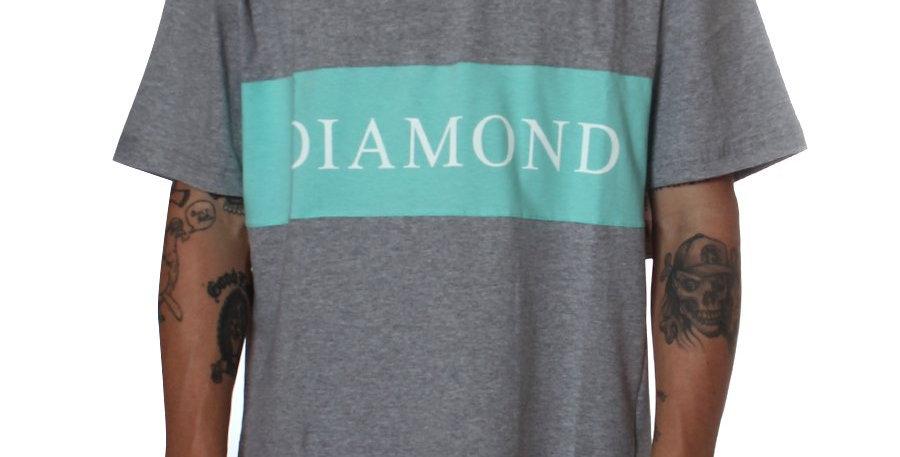Camiseta Diamond Elliot - Heather