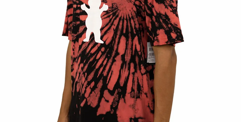 Camiseta Grizzly Tie Dye Fruit Punch Tee