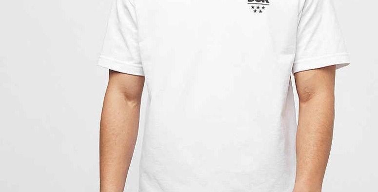 Camiseta DGK All Star Mini Logo - White
