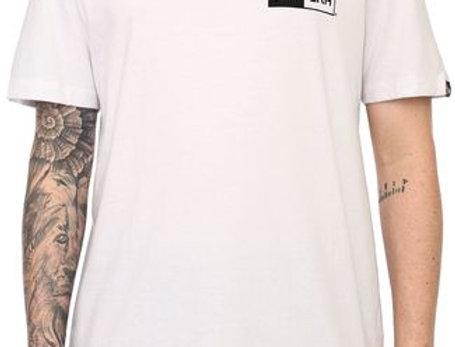 Camiseta New Era Reborn Heritage Founded - White