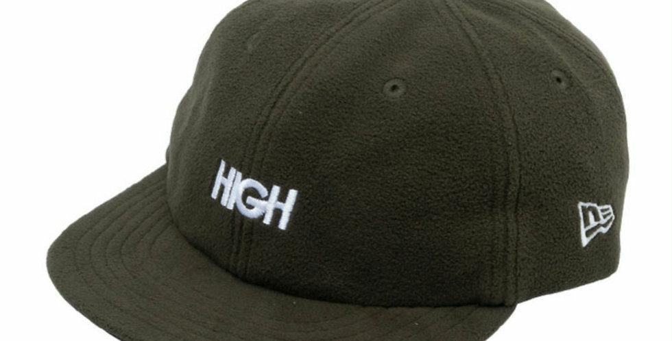 Boné HIGH x New Era 19 Twenty ® Fleece - Green