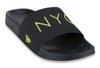 Chinelo New Era Slide NYC Green