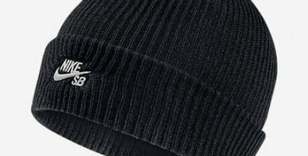 Gorro Nike SB Fisherman Beanie - Black