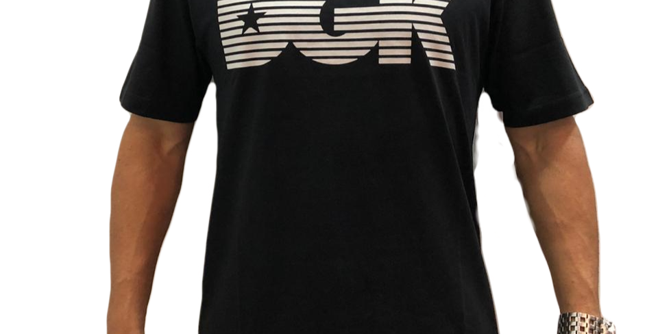 Camiseta Dgk LEVELS - Black