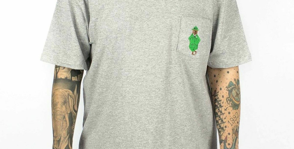 Camiseta Grizzly Bear Ranger - Grey