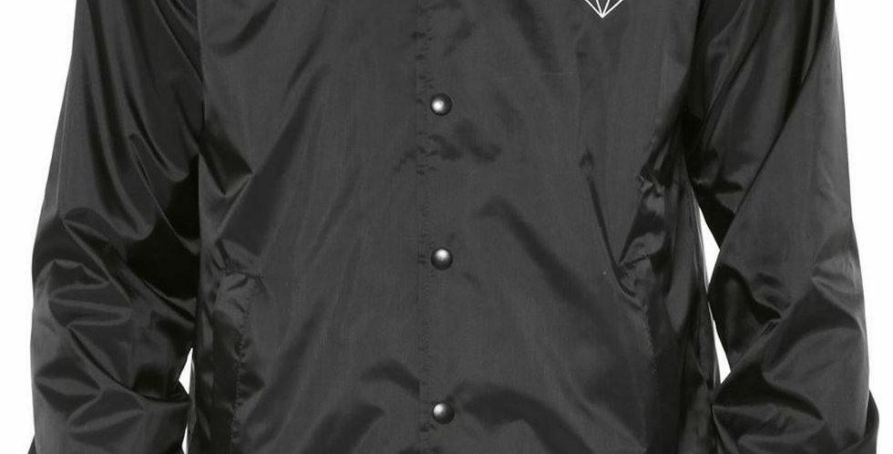 Corta Vento Diamond x Damassaclan Jacket - Black