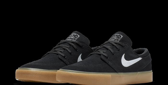 Tênis Nike SB Zoom Janoski Rm  - Black Natural
