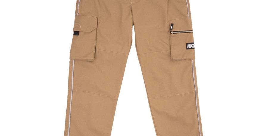 Calça HIGH Ripstop Cargo Pants - Beige