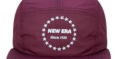 Boné New Era Camper Since 1920 5Panel Strapback Hat - Bordô