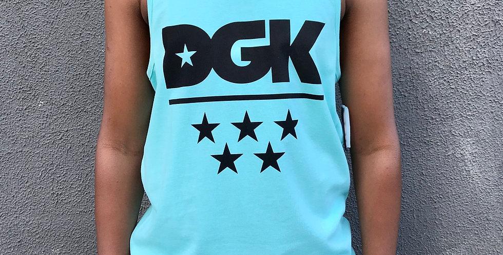 Regata Dgk All Star Tank - Celadon