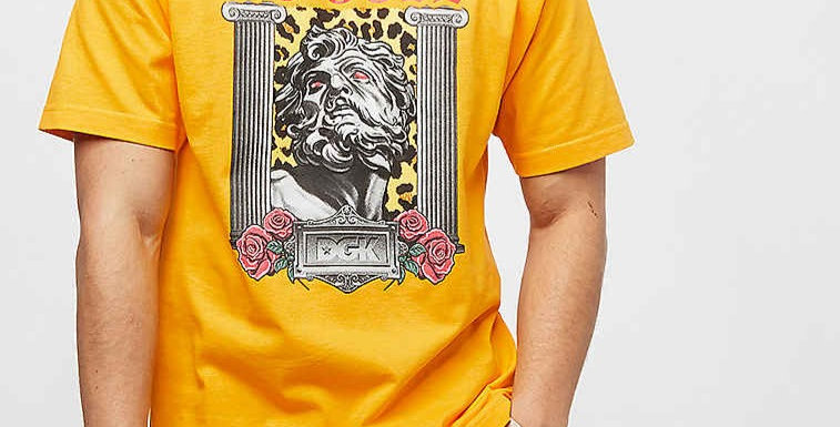 Camiseta Dgk No GODS - Banana