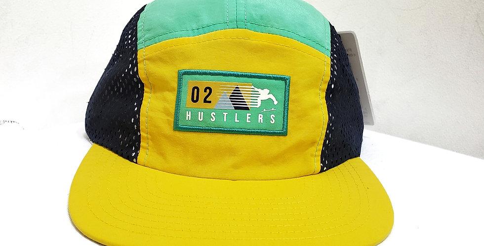 Boné DGK Hustlers Camper 5panel Clipback Hat - Multicolors