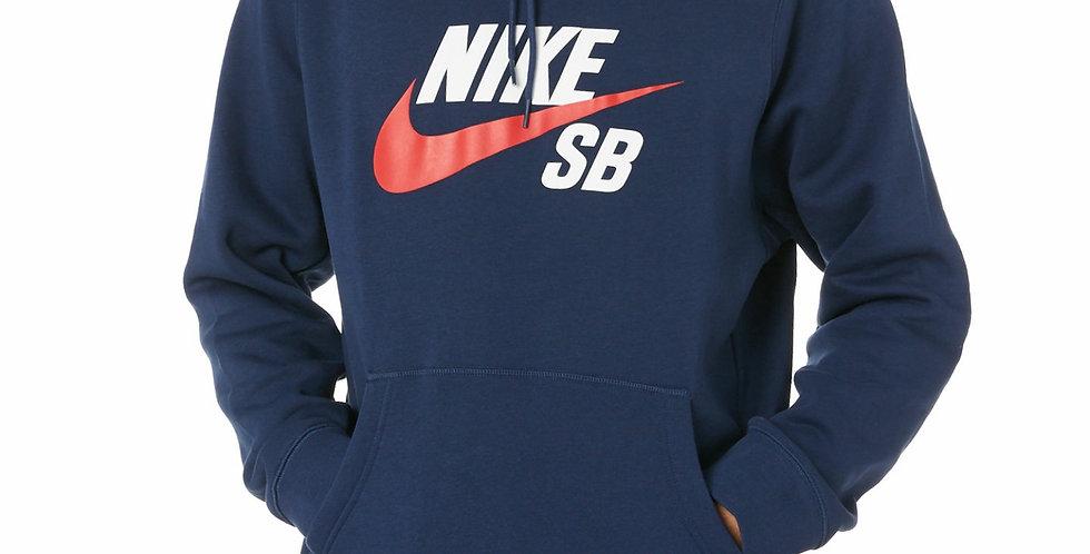 Moletom Nike SB Icon Hoodie - Navy