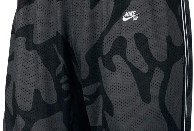 Bermuda  Nike SB Dri Fit Printed Camouflage Dark Gray