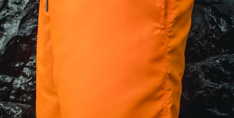 Shorts Gold Life CLEAN - Neon Orange