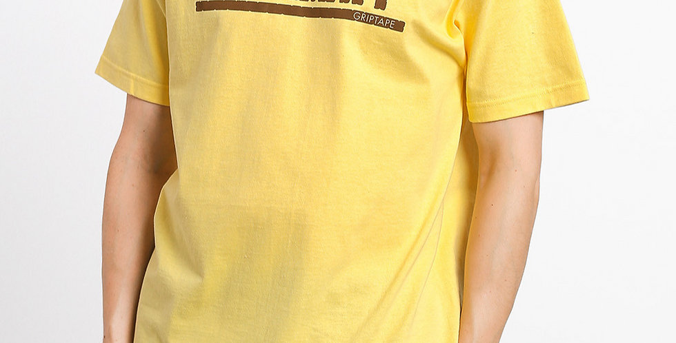 Camiseta Grizzly Stamped - Banana