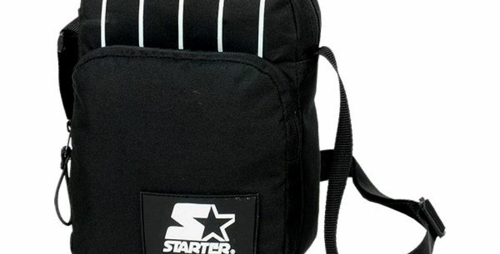 Shoulder Bag Starter Logo Listrada - Black
