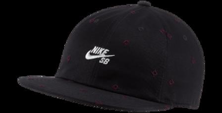 Boné Nike SB HERITAGE86 Desconstruído - Black
