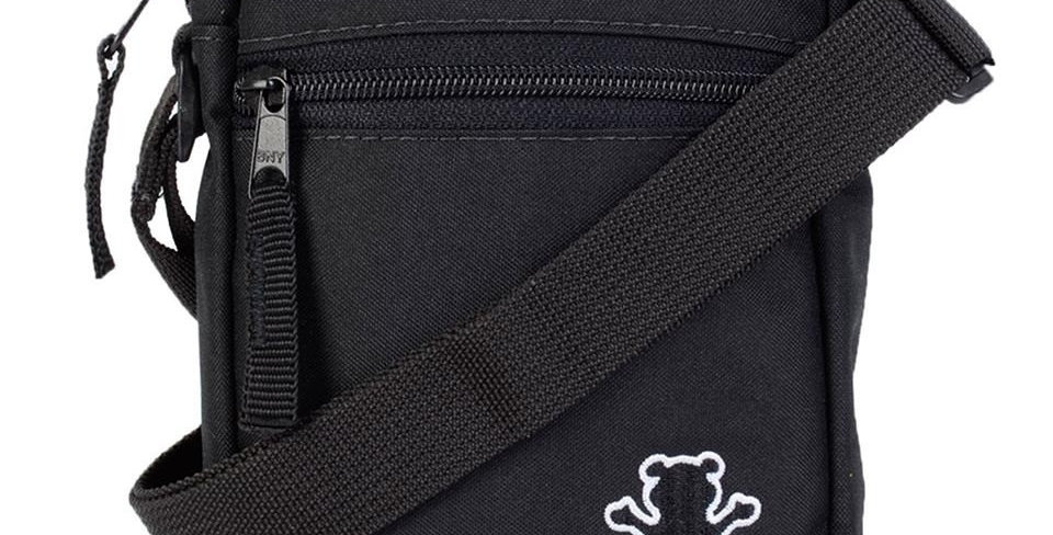 Shoulder Bag Grizzly OG Bear Classic - Black