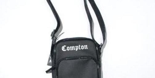 Shoulder Bag Starter Couro Compton - Black