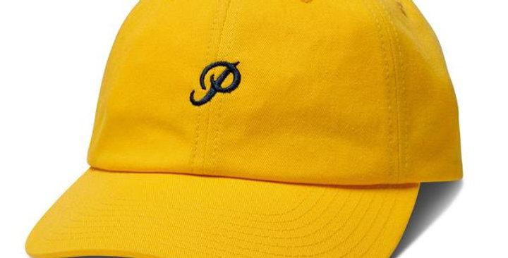Boné Primitive Mini Class P Dad Hat Strapback - Yellow